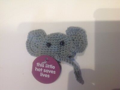 innocent smoothie knitted hats - collectible elephant