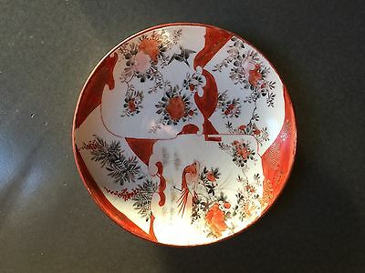 Assiette chinoise ancienne