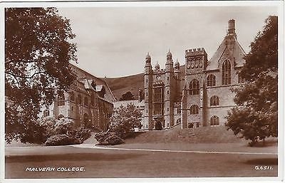 The College, MALVERN, Worcestershire RP