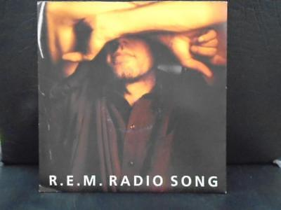 """R.E.M """" RADIO SONG """" EX+ COND. IN Or. PIC SL."""