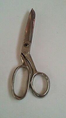 "Vintage RICHARDS of Sheffield Radiant GOLDEN AGE Scissors 7""  Right Handed NICE"