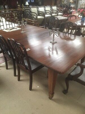 Victorian 10 Seater Dining Table