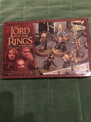 warhammer The Lord Of The Rings The Two Towers Hero's Of Helms Deep