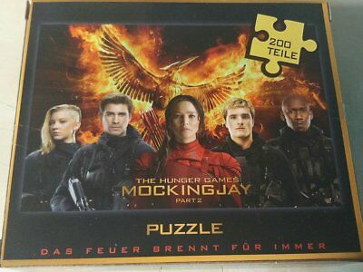 The Hunger Games / Mockingjay Puzzle