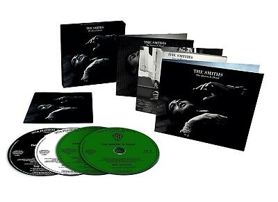 The Smiths - The Queen Is Dead CD + Slipmat & Tote Bag Morrissey