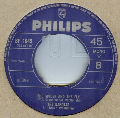 The Dakotas**the Spider And The Fly**mod**dancer**listen To It