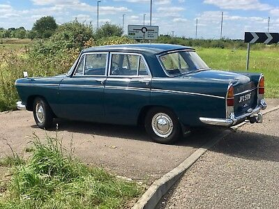 Morris Oxford 1968 with overdrive