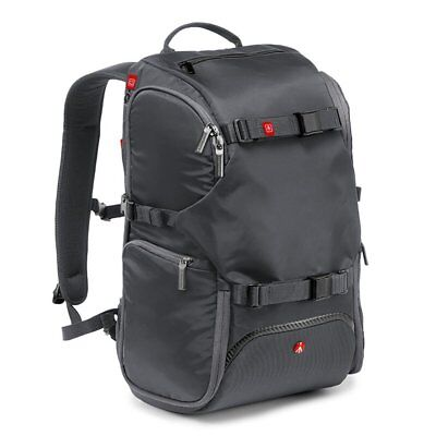 Manfrotto Travel Backpack - Mochila, gris NUEVO