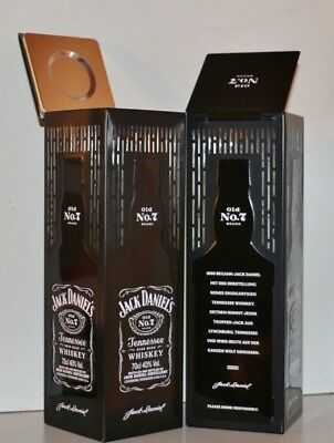 Jack Daniels Mesh Tin Box Metal Case 700 + Free Interntl Shipping