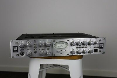 Avalon 737sp Microphone PreAmp