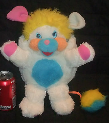 PELUCHE VINTAGE COLLECTION  POCKET POPPLES PUFFBALL ANNÉES 80's 2