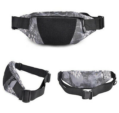 Tactical Waist Bags Hunting Accessories Outdoor Sport Camouflage Chest Cross Bag