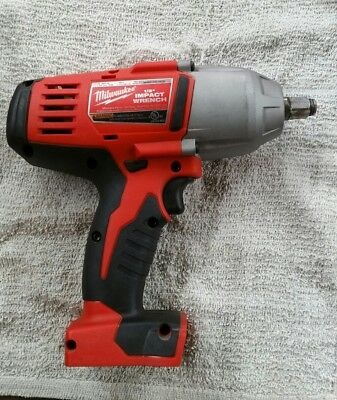 NEW  Milwaukee 2663-20 High Torque M18 18V Impact Wrench Li-Ion 1/2""