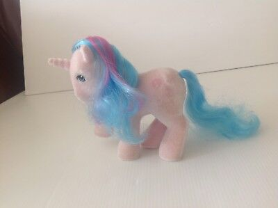 Vintage My Little Pony So Soft Buttons G1