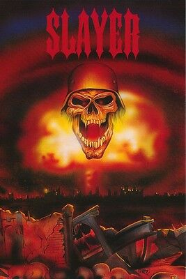 Slayer: posters from the 90's excellent condition