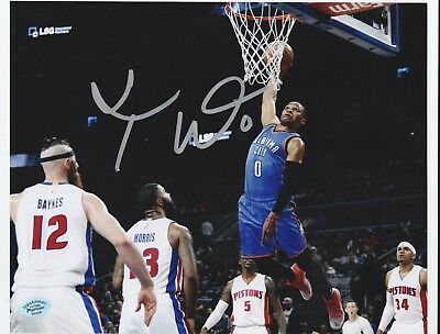 Russell Westbrook Oklahoma City Thunder  signed autographed 8x10 with COA