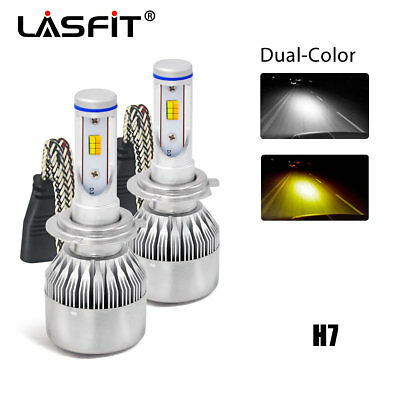 H7 Swithback LED Headlight Bulb Low Beam for X1 12-2017 X3 04-2017 X5 2000-2013