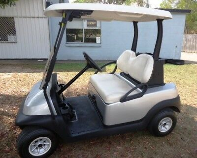 GOLF BUGGY / CART 2013 CLUB CAR PRECEDENT 48 Volt Excellent Cond - NEW Batteries