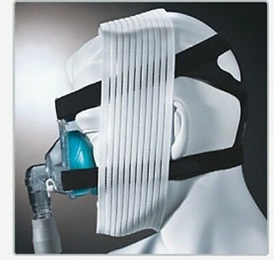 Premium CPAP Chin Strap, White, *HOT SELLER! FREE SHIPPING!*