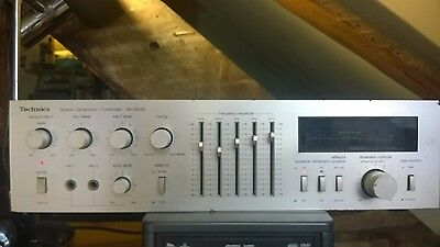 Technics Space Dimension Controller SH-8030 Reverb Echo Unit Preamp Mixer