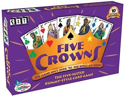 Five Crowns Card Game Five Crowns
