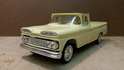 Near Mint 1960 Chevrolet Apache C10 Pickup Truck True Friction Promo - 2-Tone