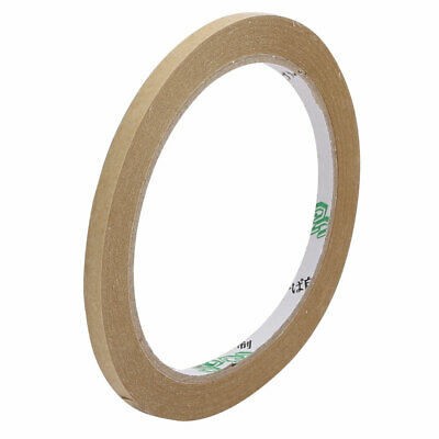 5mm x 23M Marking Seal Pack Hot Melt Adhesive Electrical Insulation Tape Tawny