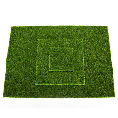 Micro landscape decor diy mini fairy garden plants of artificial decor grass PR