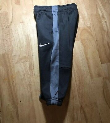 Nike Toddlers Therma Fit Warm Up Pants New 4T BNWTS