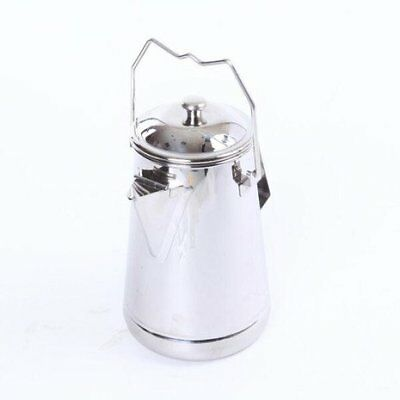 Uniflame High Quality Camp Kettle 1.6L Backpacking Touring Coffee Cooker F/S