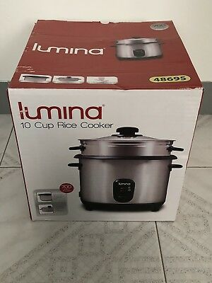 Lumina 10 Cup Rice Cooker