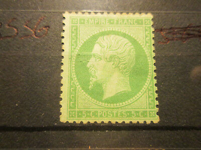 Timbre France Yt 35  Neuf Sg