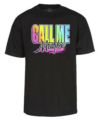 Pop Culture Graphic T-Shirt - Call Me Maybe