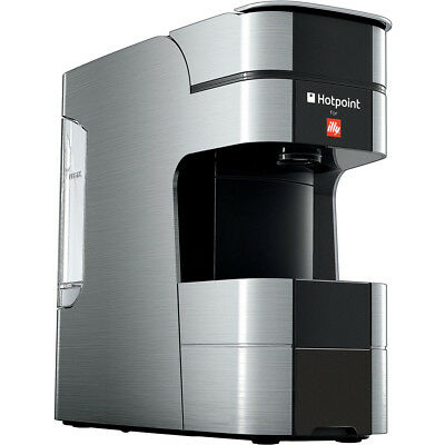 Hotpoint for Illy Hd Line Coffee Machine Compact Espresso Machine 240W Black