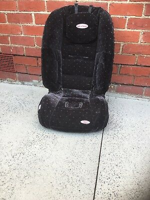 Safe and sound Car seat booster