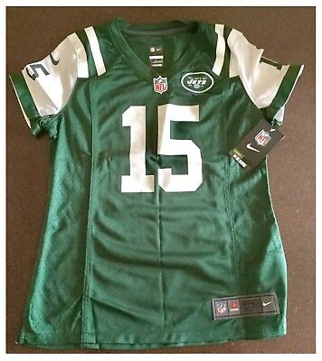 Tim Tebow New York Jets Nike Women's American Football Jersey Large