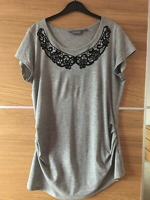 Maternity Top / T-shirt / Tee Size 12 Brand New New Look