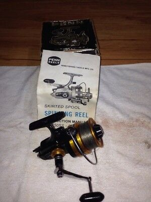 Penn 7500ss American Made Fishing Reel