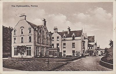 The Hydropathic, FORRES, Morayshire