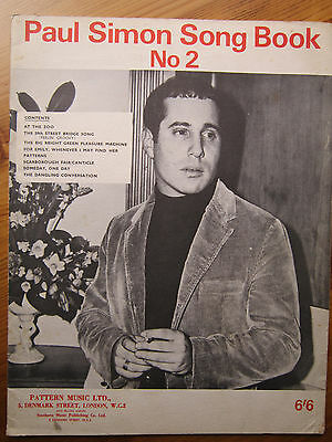 Paul Simon Song Book No 2