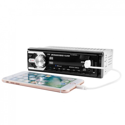 Catuo Car Stereo Player,with Bluetooth, Aux Input,USB/FM/MP3 Receiver player,Car