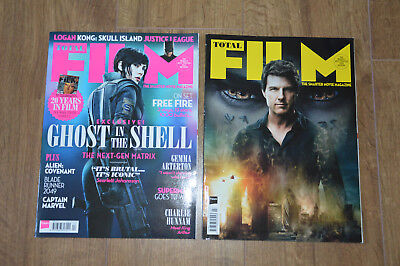 TOTAL FILM 2 Magazines April July 2017