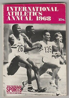 1968 International Athletics Annual