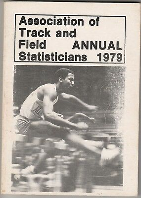 1979  Association Of Track & Field Statisticians Annual