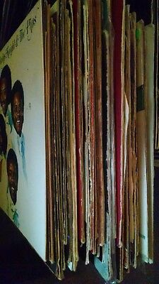 Collection of 60s 70s 80s 90s Soul R'n'B Funk Blues Vinyl Records FULL LIST HERE