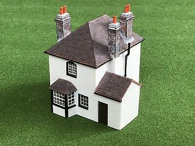 Hornby SKALEDALE R8654 OO Gauge Building Lock Keepers Cottage