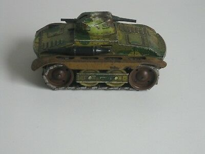 Blechspielzeug Arnold Panzer Tank A 680 Made in Germany VK