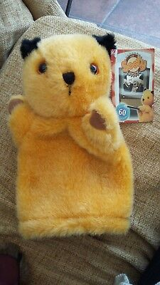 Sooty puppet 60th anniversary commemorative issue
