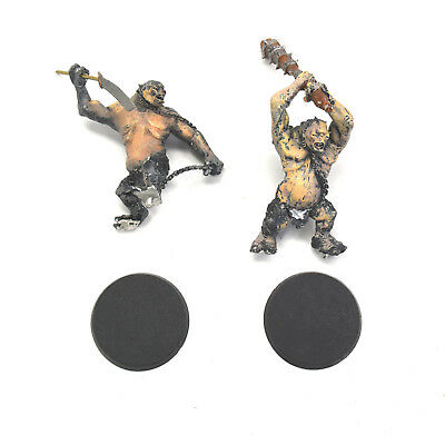 LOTR 2 moria Cave troll converted Warhammer