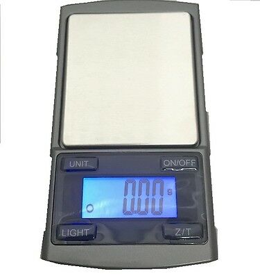 Digital Electronic Pocket Scale 0.01 - 200g Gold Jewellery Herbs Spices Gram Oz